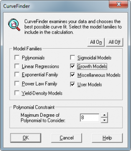 curvefinder